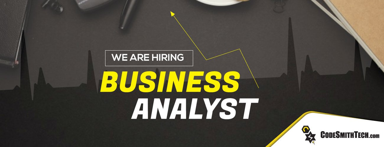 Business Analyst - CodeSmith Tech